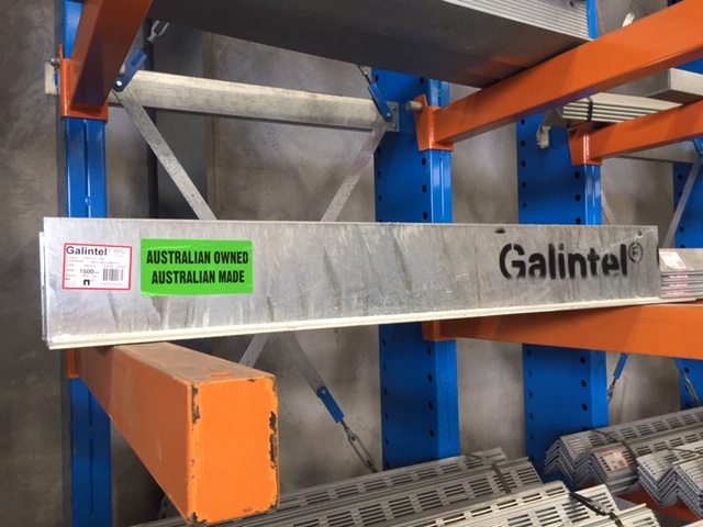 Genuine Galintel lintels